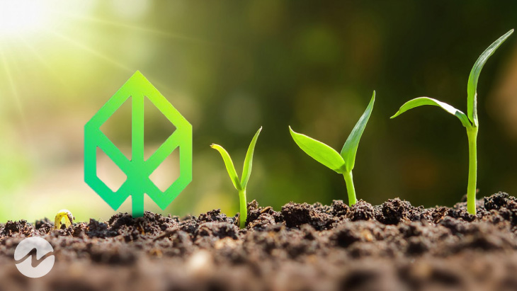 Eden -Price Surge Over a 95 Percent in a Week