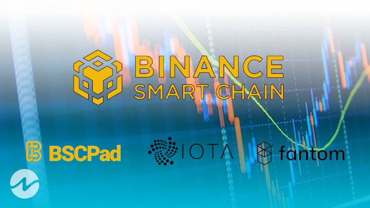 Top 3 Binance Smart Chain Tokens By Weekly Gains