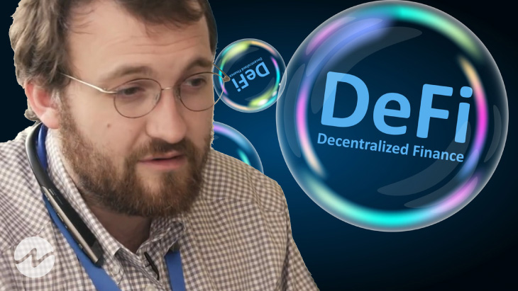Cardano Founder Charles Hoskinson Mention DeFi as a Bubble