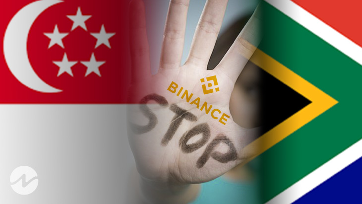 Regulations Against Binance From Singapore and South African Authorities