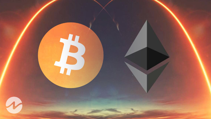 Doubled Bullish Trend For Bitcoin And Ethereum Towards $100K & $5K