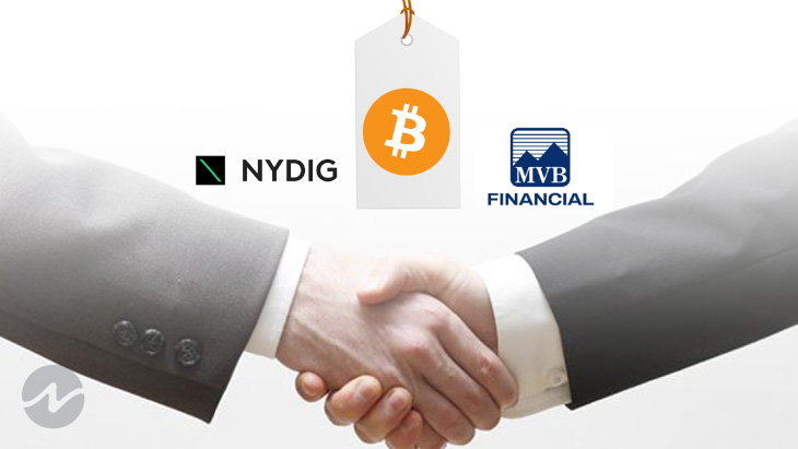 NYDIG Joins With MVB Bank To Integrate BTC Services
