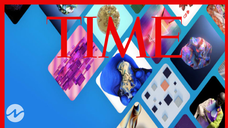 Time Magazine Joins the NFT League in OpenSea!