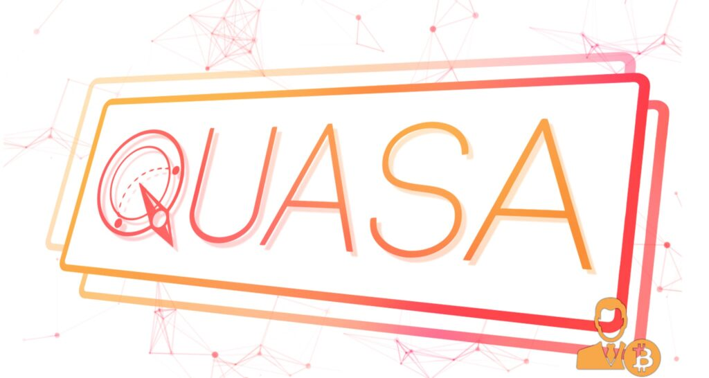 The #Quasacoin (QUA) crypto-crowdfunding campaign is the first cryptocurrency that brings people together.