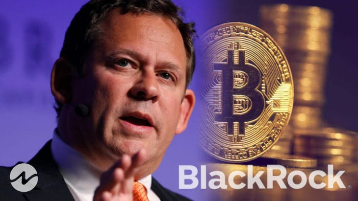 CIO of World's Largest Asset Manager Says Bitcoin Could 'Increase Significantly'