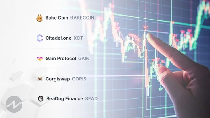Top 5 Recently Added Cryptocurrency
