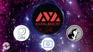 Top 3 Avalanche Crypto Tokens of the Week: OIN, TIME, HUSKY