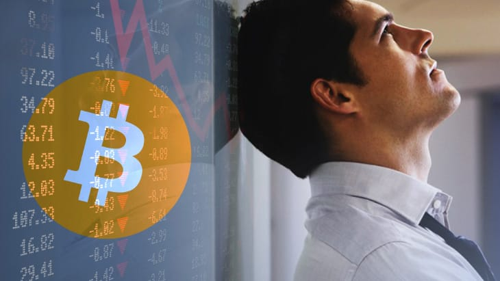 Bitcoin Falls to $40k Resulting in Over 180,700 Investors Liquidated