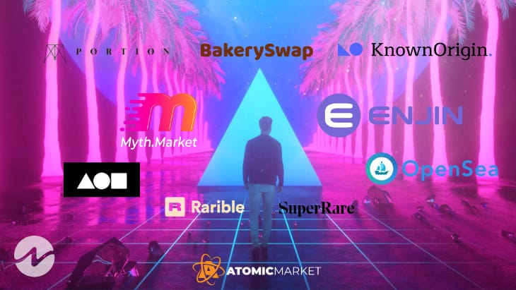 10 Places to Buy the Most Sought-After NFT Crypto in 2021