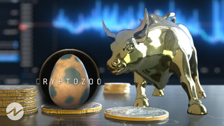 Logan Paul's CryptoZoo (zoo) Price Surges More Than 54,000 Percent