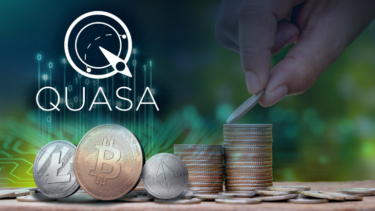 QUASA AIO - fundraising in the form of a crypto auction!