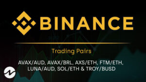 Binance Opened New List of Trading Pairs on Its Exchange