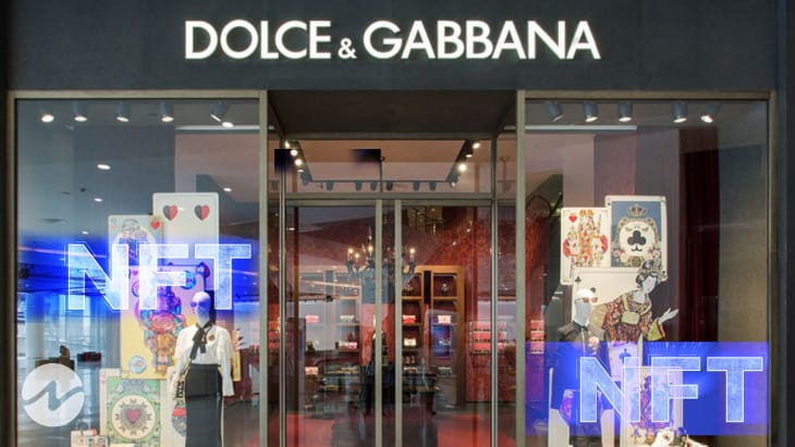 NFT Collection Sold for $5.7 Million by Dolce & Gabbana