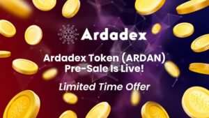 Ardadex Protocol: ARDAN Token First Stage Sale Continues To Make Records With Early Investors!