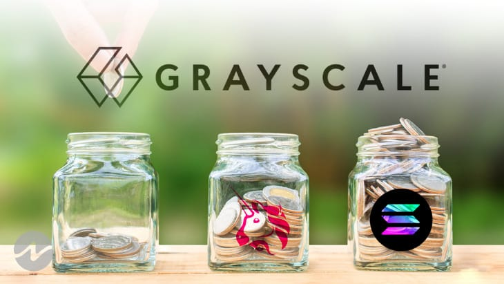 Solana and Uniswap Enter Large-Cap Fund Through Grayscale Investments