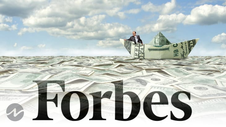 Forbes 2021 Wealthiest People List Includes 7 Cryptocurrency Billionaires